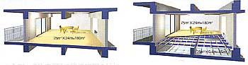居住空間+機能空間(住空間の25%)で建築資産価値を持続